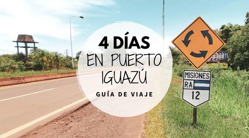 Guía para viajar a iguazú