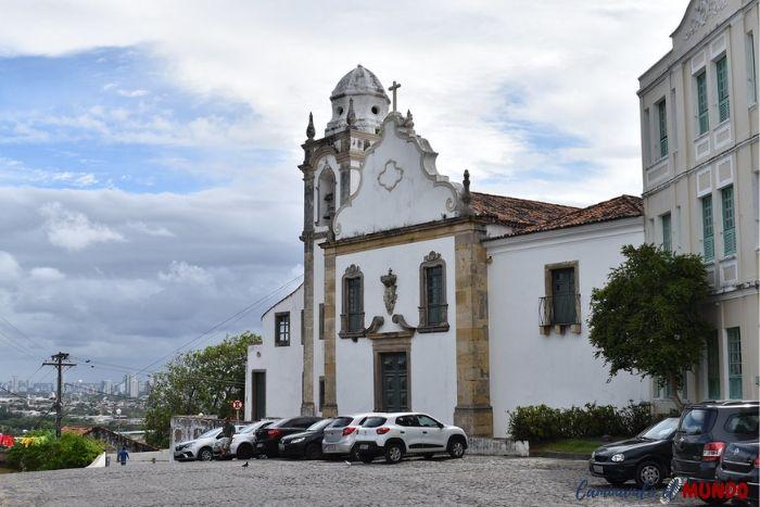 Iglesia de la Misericordia en Olinda
