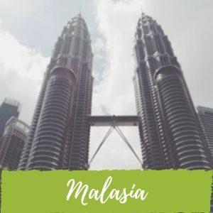 viajar por malasia