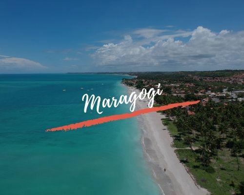 Nuestros viajes por Maragogi