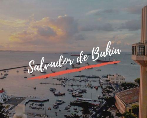 Nuestros viajes por Salvador