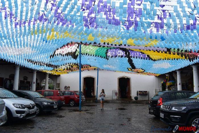 Mercado da ribeira Olinda
