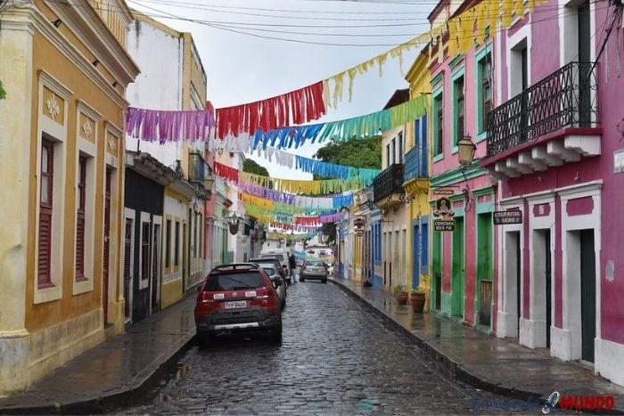 Calles de Olinda