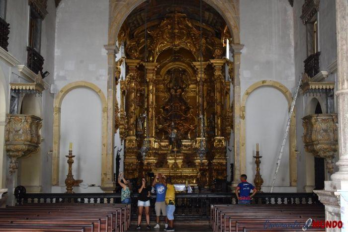 Interior Convento Sao Bento