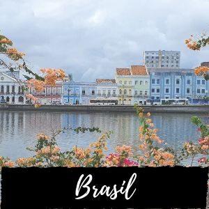 viajes por Brasil