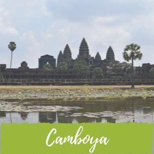 viajar por Camboya