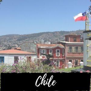 Viajes por Chile