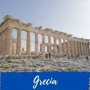 viajar por grecia