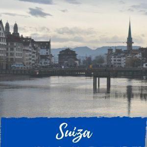viajar por suiza