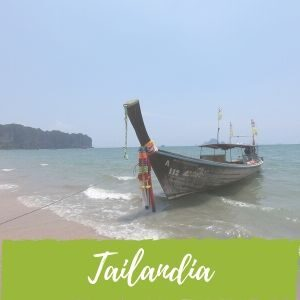 viajes por tailandia