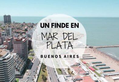 Viajar a Mar del Plata