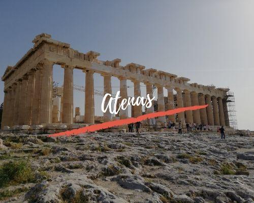Nuestros viajes por Atenas