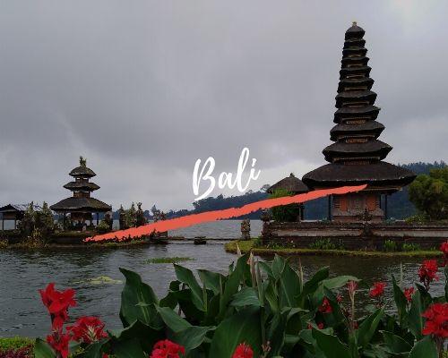 Nuestros viajes por Bali