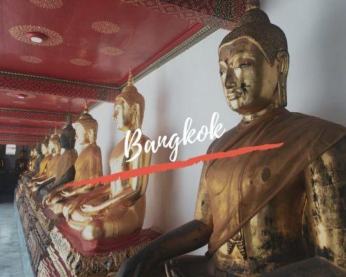 Nuestros viajes por Bangkok