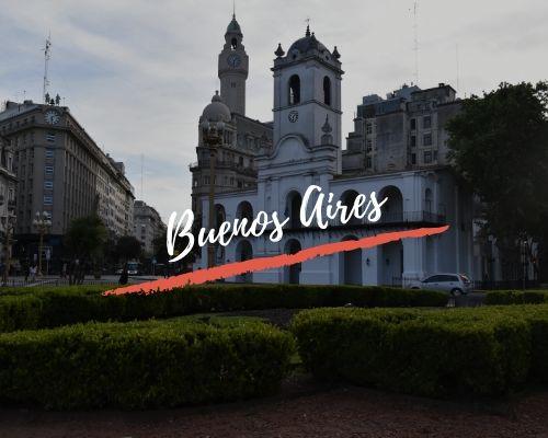 Nuestros viajes por Buenos Aires
