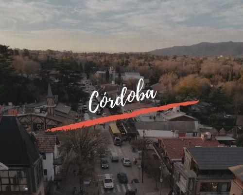 Nuestros viajes por Córdoba