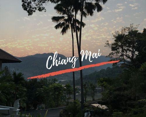 Nuestros viajes por Chiang Mai