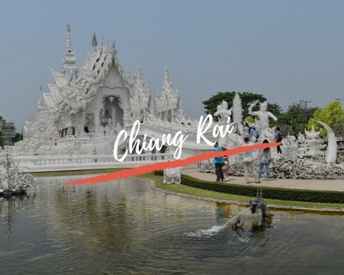 Nuestros viajes por Chiang Rai