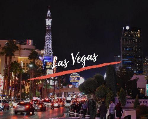Nuestros viajes por Las Vegas