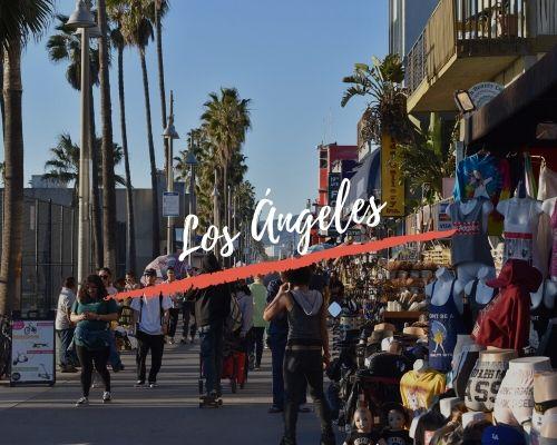 Nuestros viajes por Los Ángeles
