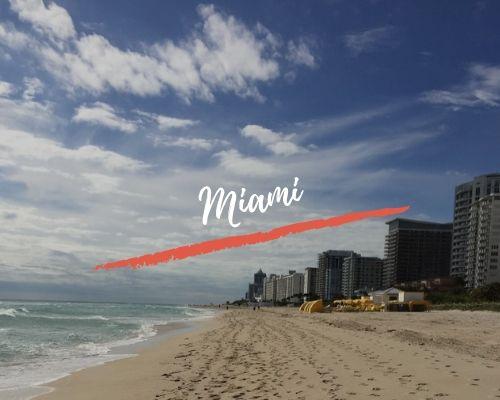 Nuestros viajes por Miami