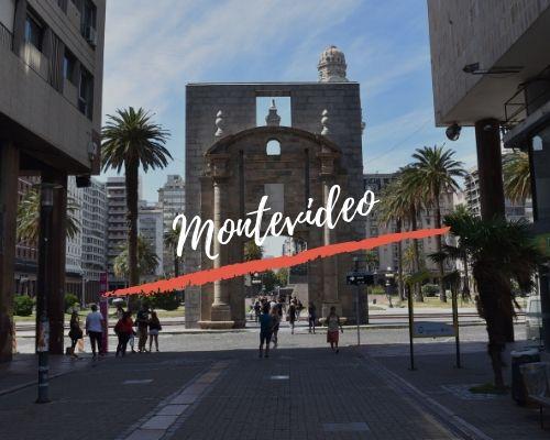 Nuestros viajes por Montevideo