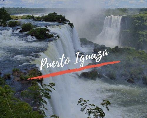 Nuestros viajes por Puerto Iguazú
