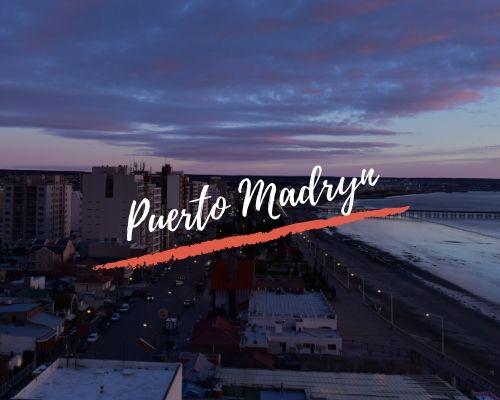 Nuestros viajes por Puerto Madryn