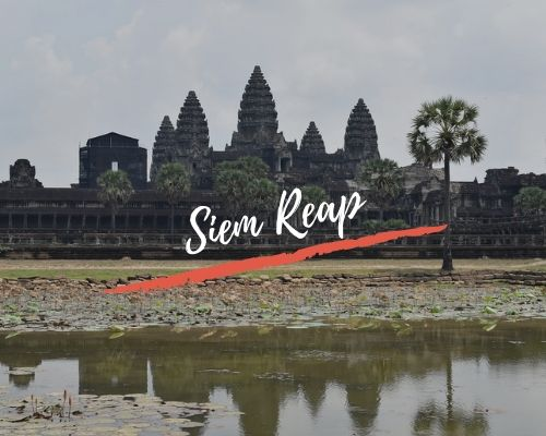 Nuestros viajes por Siem Reap