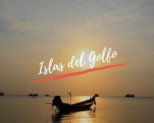 Nuestros viajes por las Islas del Golfo