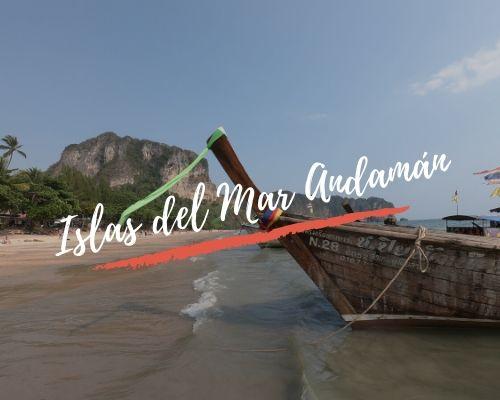Nuestros viajes por las Islas del Mar Andamán