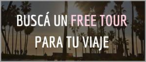 Organizá tu viaje y reservá un free tour