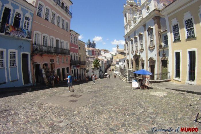 Pelourinho en Salvador de BahiaPelourinho en Salvador de Bahia