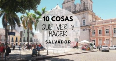 Que ver y hacer en Salvador de Bahía