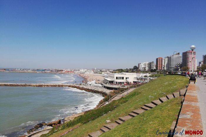 Costanera de Mar del Plata