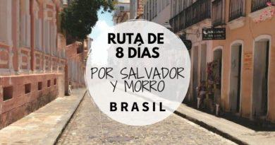 Ruta por Salvador y Morro