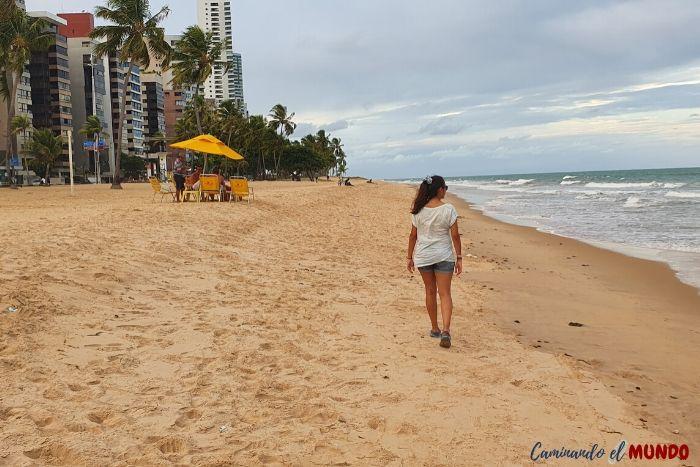 Boa Viagem y sus playas