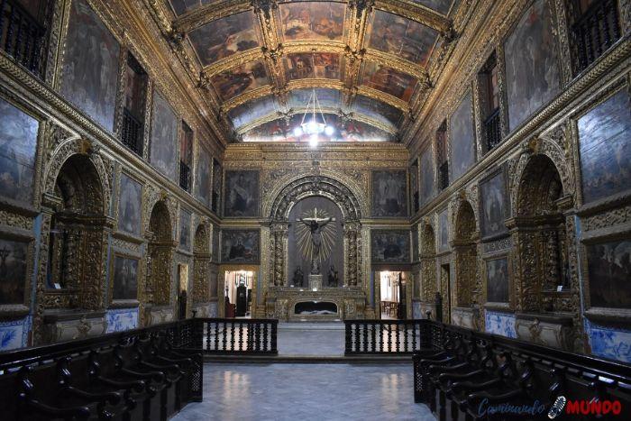 Capela Dourada en Recife