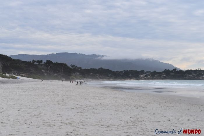 Carmel by the sea en la ruta a San Francisco