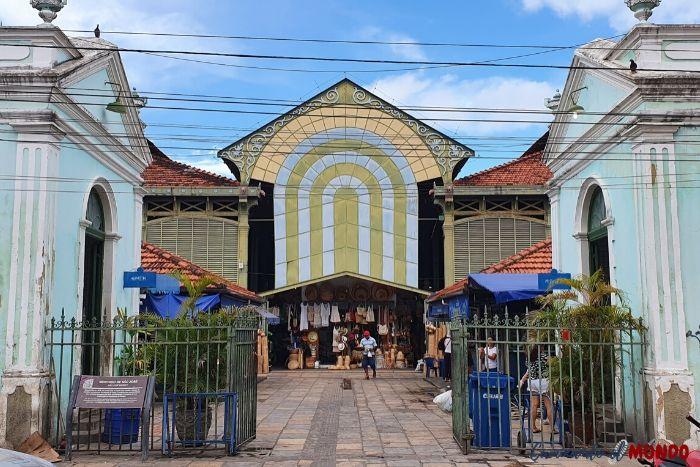 Mercado de San José en Recife