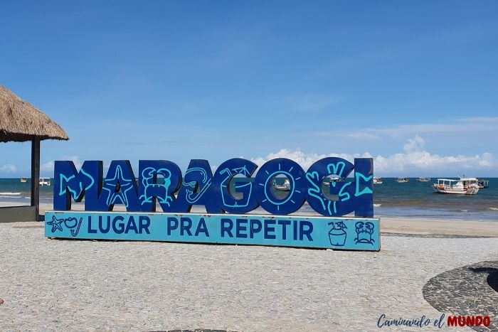 Viajar a Maragogi