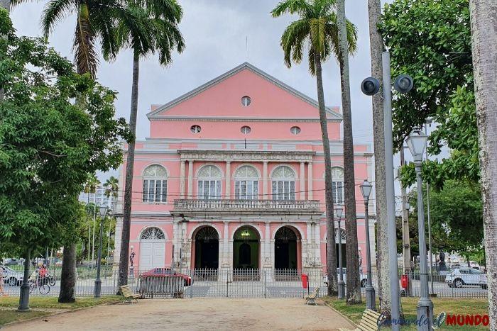 Teatro Santa Isabel en Recife