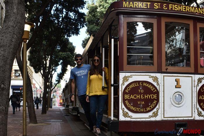 Viajar a San Francisco