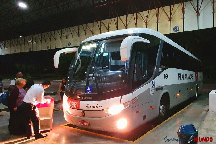 Bus de Real Alagoas