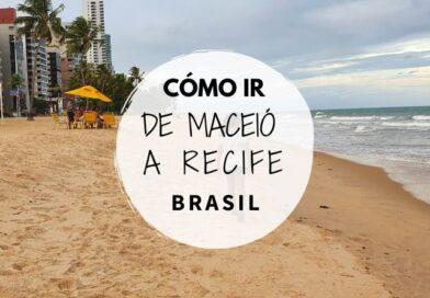 Cómo ir de Maceió a Recife