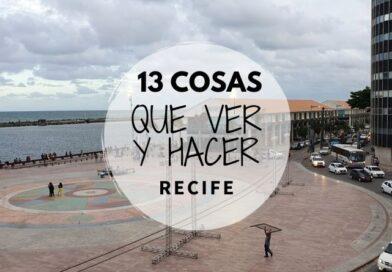 Que ver en Recife