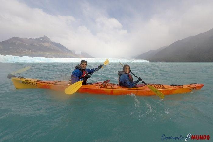 Kayak Perito Moreno Experience