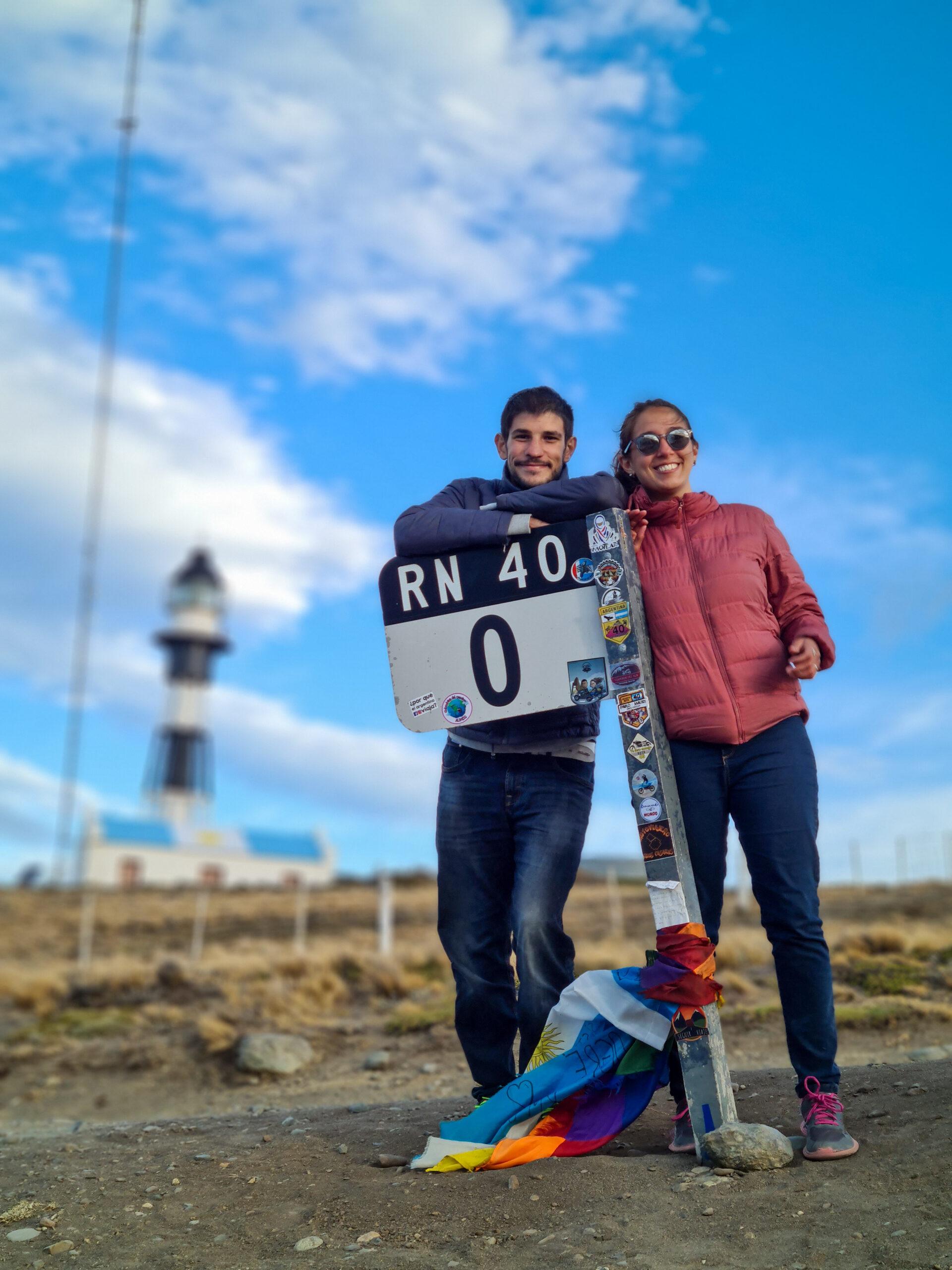 Caminando el mundo Ushuaia Alaska