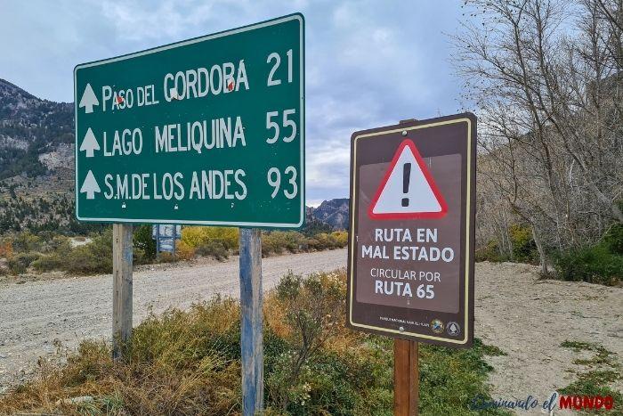Ruta Provincial 63 Neuquen
