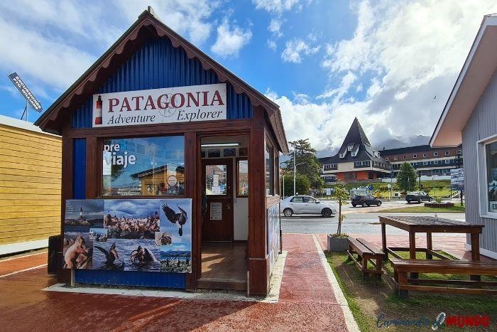 Patagonia explorer Ushuaia